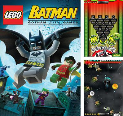 In addition to the game Falling cube: Saga for iPhone, iPad or iPod, you can also download LEGO Batman: Gotham City for free.