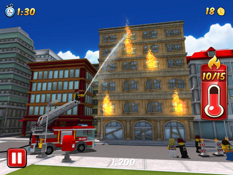 Free Lego city: My city download for iPhone, iPad and iPod.