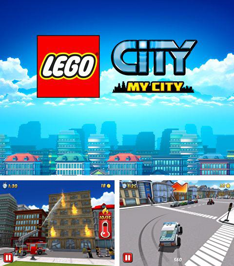 In addition to the game Power Rangers Samurai Steel for iPhone, iPad or iPod, you can also download Lego city: My city for free.