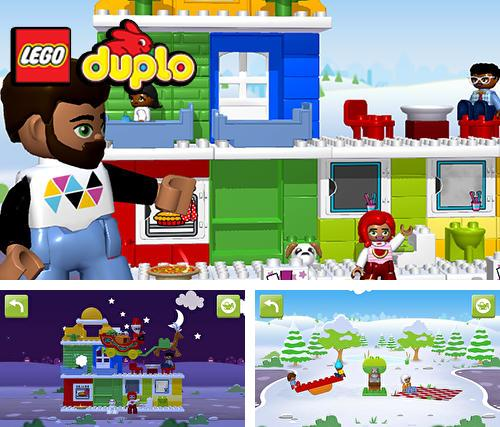 Download LEGO Duplo: Town iPhone free game.