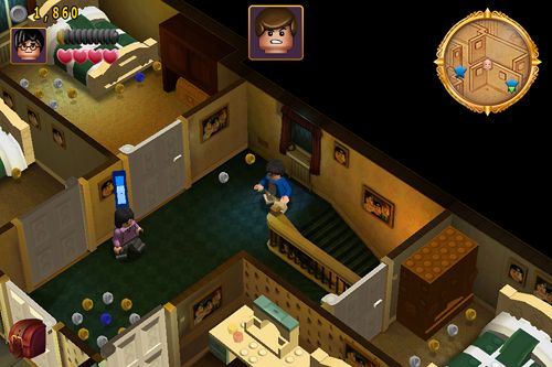 Kostenloser Download von Lego Harry Potter: Years 1-4 für iPhone, iPad und iPod.