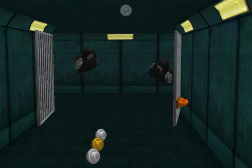 Screenshots vom Spiel LEGO Harry Potter: Years 5-7 für iPhone, iPad oder iPod.