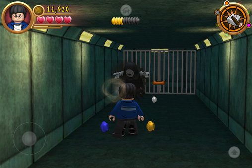 Écrans du jeu LEGO Harry Potter: Years 5-7 pour iPhone, iPad ou iPod.