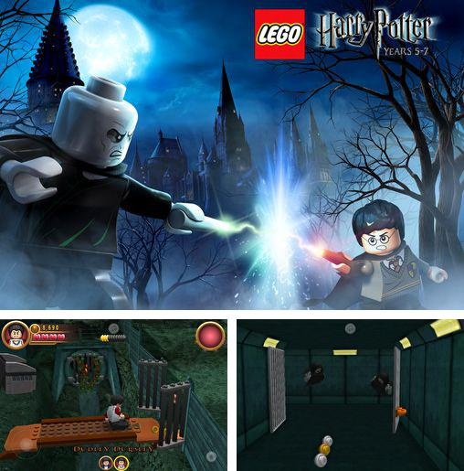 In addition to the game Rogue saga for iPhone, iPad or iPod, you can also download LEGO Harry Potter: Years 5-7 for free.