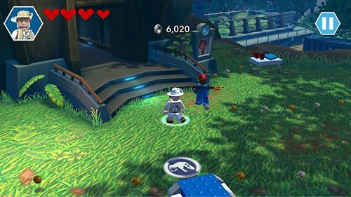 Free Lego: Jurassic world download for iPhone, iPad and iPod.