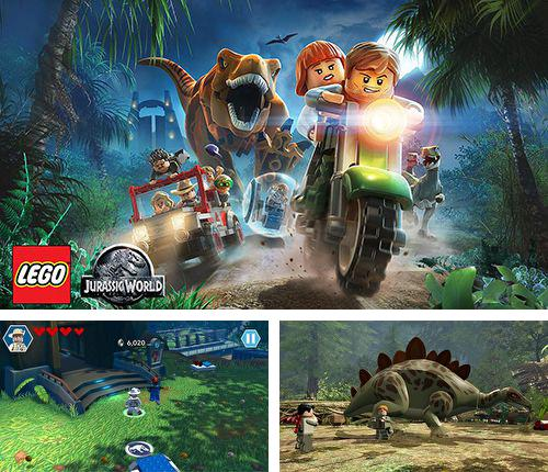 In addition to the game Sheep Happens for iPhone, iPad or iPod, you can also download Lego: Jurassic world for free.