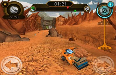 Игра LEGO Legends of Chima: Speedorz для iPhone