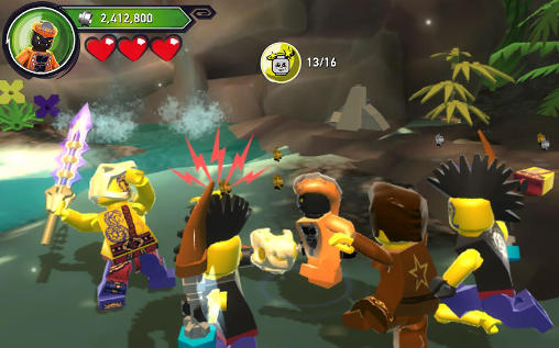 Lego ninjago shadow of ronin pour iphone t l charger - Jeu ninjago gratuit ...