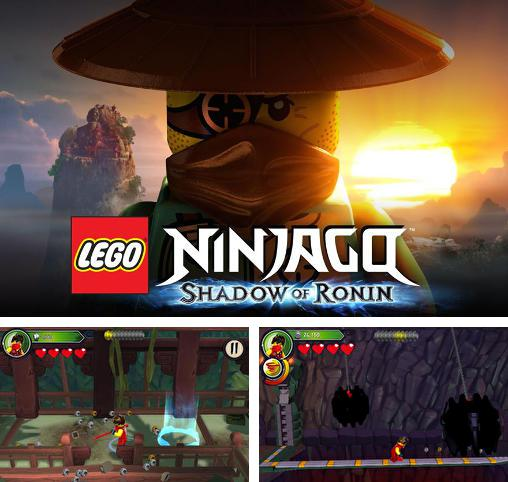 In addition to the game Zombies bowling for iPhone, iPad or iPod, you can also download Lego Ninjago: Shadow of ronin for free.