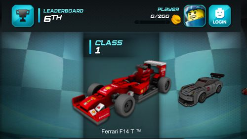 Download Lego: Speed champions iPhone free game.