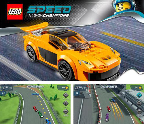 In addition to the game Ride 'Em Rigby - Regular Show for iPhone, iPad or iPod, you can also download Lego: Speed champions for free.