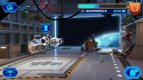 Descarga gratuita de Lego Star wars: Force builder para iPhone, iPad y iPod.