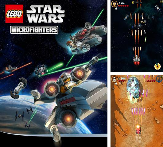In addition to the game Spiral Episode 1 for iPhone, iPad or iPod, you can also download Lego star wars: Microfighters for free.