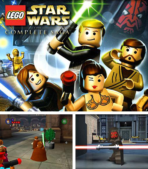 In addition to the game Missile Monkey for iPhone, iPad or iPod, you can also download LEGO Star wars: The complete saga for free.