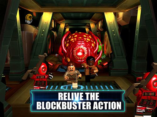 Download Lego Star wars: The force awakens iPhone free game.