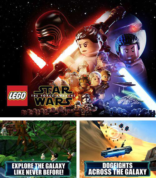 En plus du jeu Le Chat pirate pour iPhone, iPad ou iPod, vous pouvez aussi télécharger gratuitement Lego Star Wars: Eveil de la force, Lego Star wars: The force awakens.