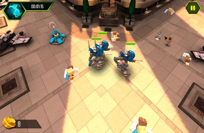 Kostenloser Download von LEGO Star Wars The YODA Chronicles für iPhone, iPad und iPod.