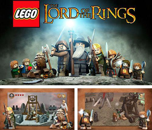 In addition to the game Warlock defense for iPhone, iPad or iPod, you can also download Lego: The Lord of the rings for free.