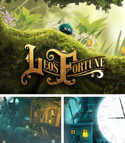 In addition to the game Bouncy hoops for iPhone, iPad or iPod, you can also download Leo's fortune for free.