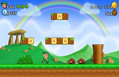 Screenshots vom Spiel Lep's World 2 Plus für iPhone, iPad oder iPod.