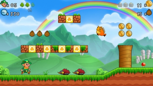 Screenshots of the Lep's World 3 game for iPhone, iPad or iPod.