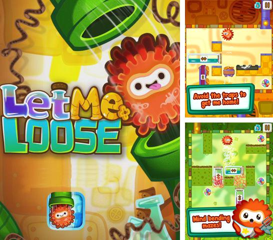 In addition to the game 2-bit cowboy rides again for iPhone, iPad or iPod, you can also download Let Me Loose for free.