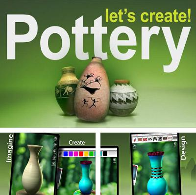 除了 iPhone、iPad 或 iPod 游戏,您还可以免费下载Let's create! Pottery, 一起做陶瓷。