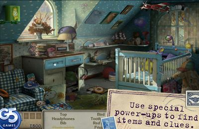Descarga gratuita de Letters from Nowhere 2 para iPhone, iPad y iPod.