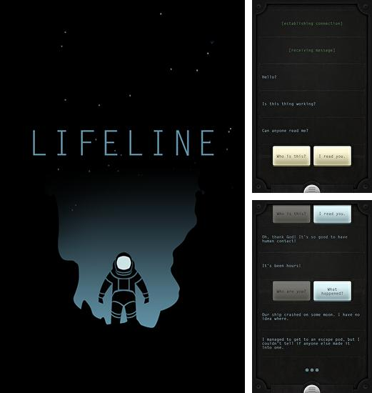 In addition to the game Zombie Mob Defense for iPhone, iPad or iPod, you can also download Lifeline for free.