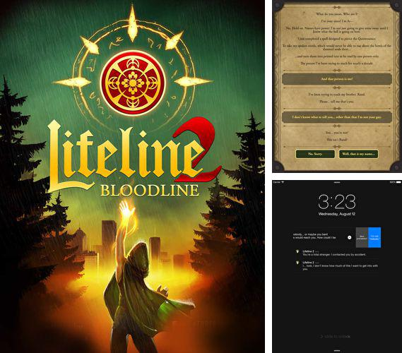 In addition to the game Greedy Grub for iPhone, iPad or iPod, you can also download Lifeline 2 for free.