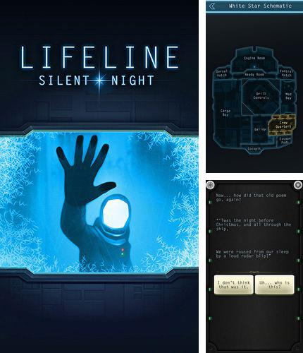 In addition to the game Dungeon ball for iPhone, iPad or iPod, you can also download Lifeline: Silent night for free.