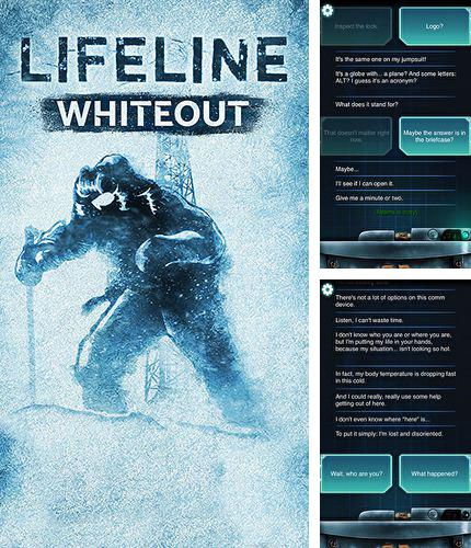 In addition to the game Animal voyage: Island adventure for iPhone, iPad or iPod, you can also download Lifeline: Whiteout for free.