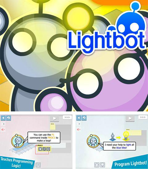 In addition to the game Mimpi dreams for iPhone, iPad or iPod, you can also download Lightbot for free.