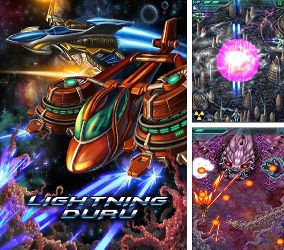 In addition to the game Red Warfare for iPhone, iPad or iPod, you can also download Lightning Duru for free.
