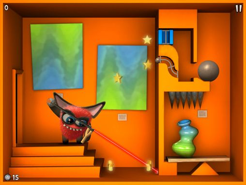 Descarga gratuita de Lil smasher para iPhone, iPad y iPod.