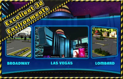 Скачати гру Limousine Parking 3D для iPad.