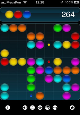 Download Lines iPhone free game.