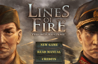 Lines of Fire: The Boardgame