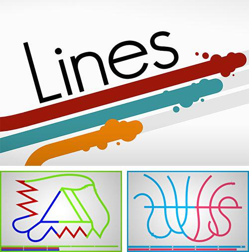 In addition to the game Parking truck: Deluxe for iPhone, iPad or iPod, you can also download Lines: The game for free.