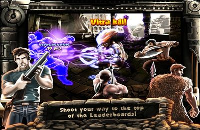 Descarga gratuita del juego León-X contra Tomb Raiders  para iPhone.