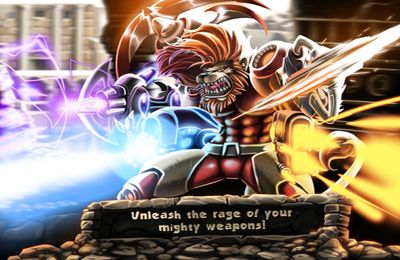 Descarga gratuita de Lion-X Vs Tomb Raiders para iPhone, iPad y iPod.