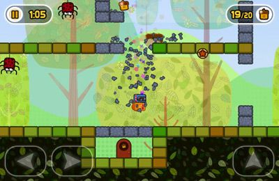 Screenshots vom Spiel Little Acorns für iPhone, iPad oder iPod.