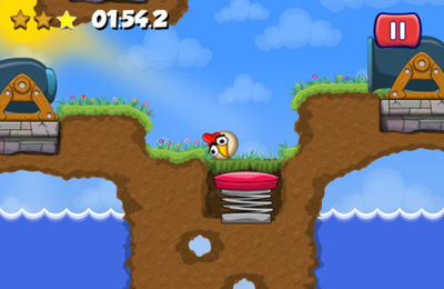 Capturas de pantalla del juego Little Bird Game para iPhone, iPad o iPod.