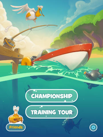 Скачать Little Boat River Rush на iPhone бесплатно