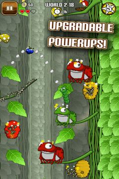 Capturas de pantalla del juego Little Chomp para iPhone, iPad o iPod.