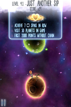 Download Little Galaxy iPhone free game.