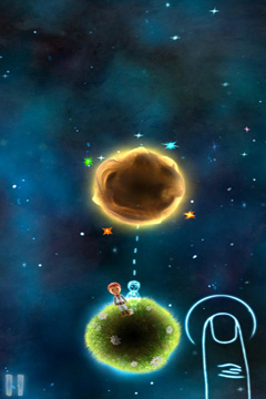 Free Little Galaxy download for iPhone, iPad and iPod.