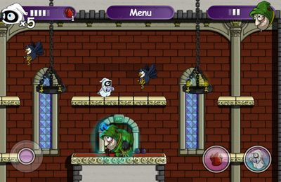 Download Little Ghost iPhone free game.