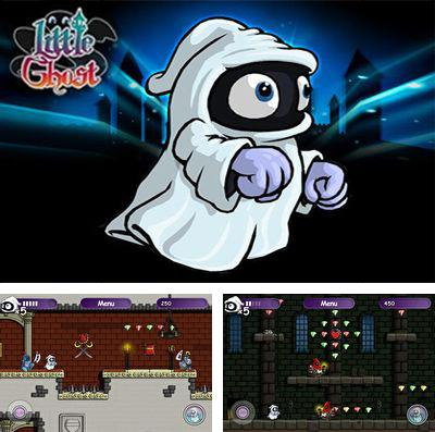 In addition to the game Wonder Pants for iPhone, iPad or iPod, you can also download Little Ghost for free.