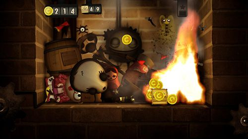 Descarga gratuita de Little inferno para iPhone, iPad y iPod.